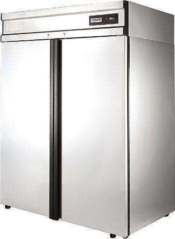 Polair CB114-G шкаф холодильный (ШН-1.4,нерж)