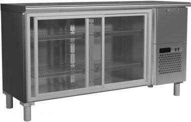 Холодильный стол Сarboma BAR-360К