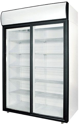 Polair DM114Sd-S шкаф холодильный
