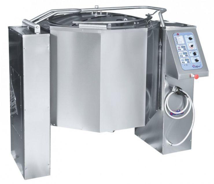 Котел пищеварочный опрокидывающийся КПЭМ-60 ОМ2 с миксером