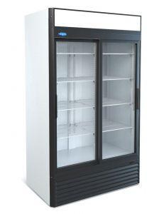Холодильный универсальный шкаф Марихолодмаш Капри-1,12УСК Купе