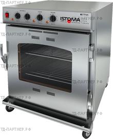 Печь низкотемпературного приготовления с опцией копчения ISTOMA