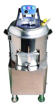 Картофелечистка HLP-20  с щеткой для морепродуктов
